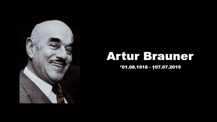 Artur Brauner dies at 100