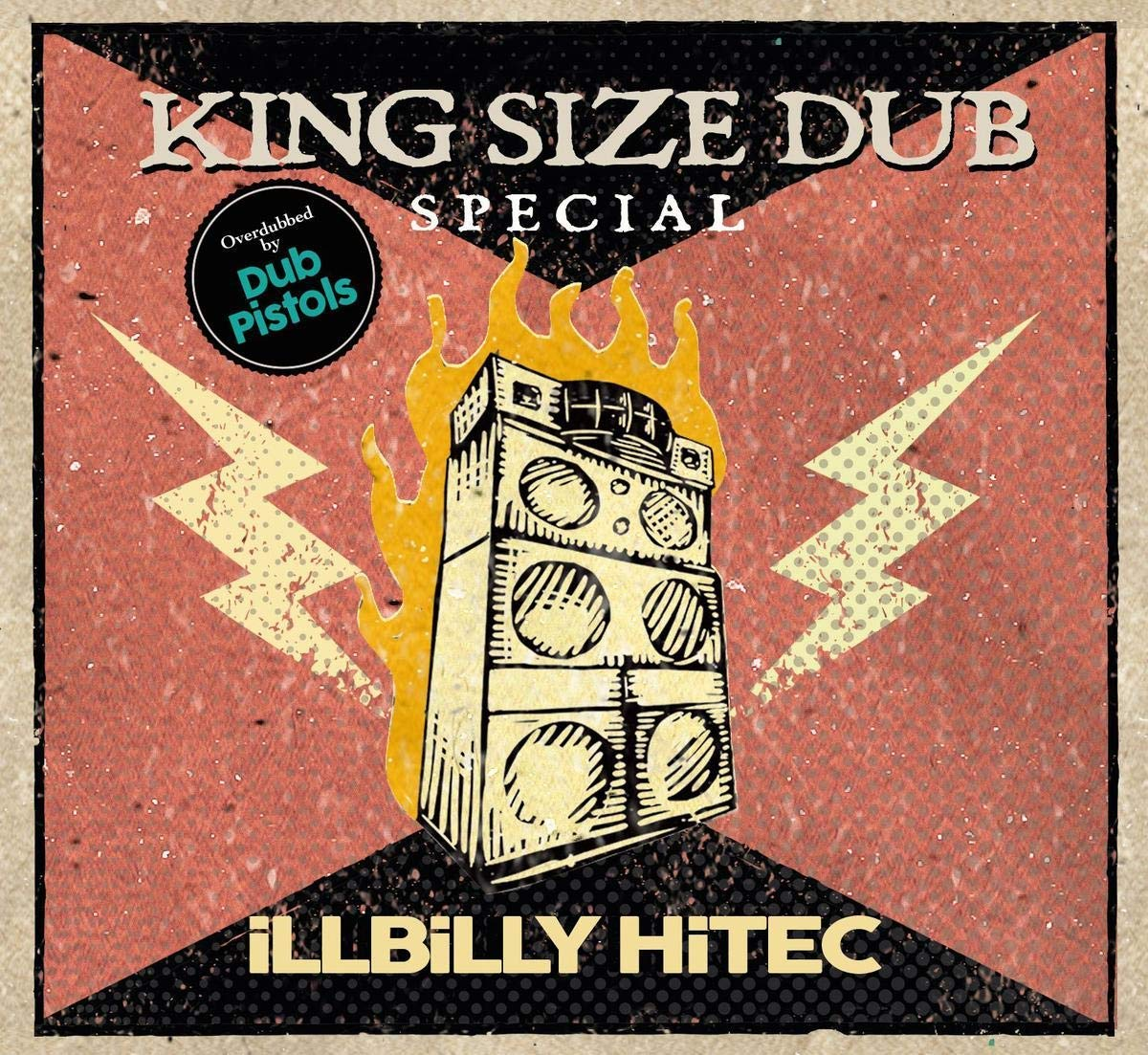 KING SIZE DUB – special - iLLBiLLY HiTEC (overdubbed by DUB PISTOLS)