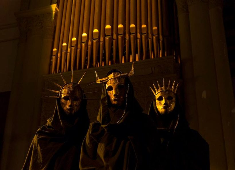 Imperial Triumphant – playing the sounds of New York City as they hear them